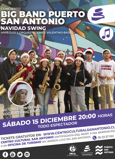 afiche web Big Band